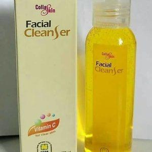 Pembersih Wajah Alami Collaskin Facial Cleanser