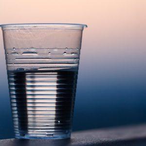 Diet Alami, Cepat Dan Sehat untuk Pria Dewasa, 2 gelas air diet