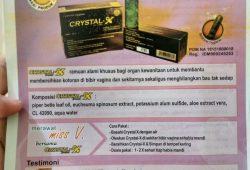 Jual Crystal X Asli di Aceh Jaya