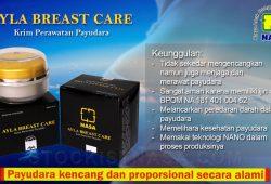 Ayla Breast Care Asli : Cream Pembesar, Pengencang, Perawatan Payudara