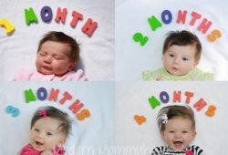 Ini Dia Perkembangan Bayi 0 – 6 Bulan, Orang Tua Wajib Tau !