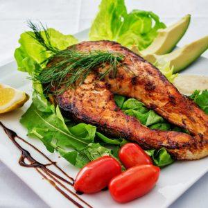 Diet Alami, Cepat Dan Sehat untuk Pria Dewasa, makan ikan, ikan